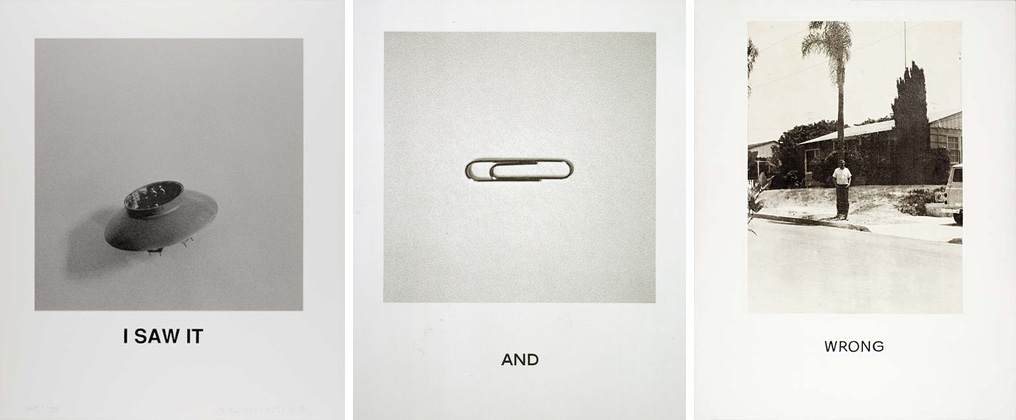 Concepts- photographs as objects